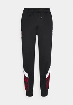 Puma - AC MAILAND ICONIC GRAPHIC TRACK PANTS - Artykuły klubowe - tango red/black