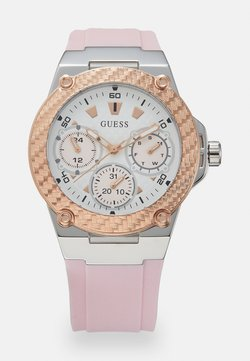 Guess - LADIES SPORT - Montre - rose/silver-coloured