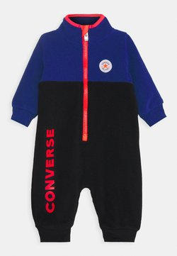 Converse - ZIP COVERALL - Overall / Jumpsuit - black