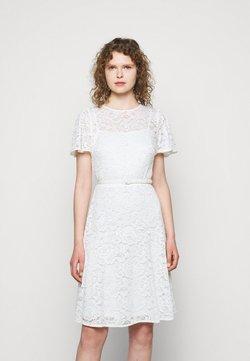 Lauren Ralph Lauren - GORDON STRETCH DRESS - Cocktailkleid/festliches Kleid - white