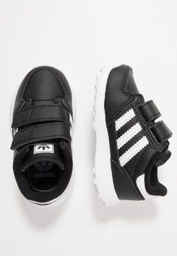 adidas Originals - FOREST GROVE - Sneakersy niskie - core black