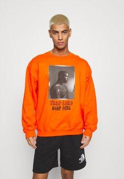 Mennace - A$AP LORD - Sweatshirt - orange