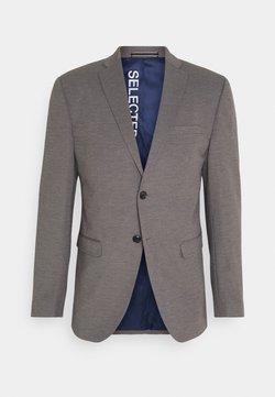 Selected Homme - SLIM JIM FLEX - Giacca elegante - light grey melange