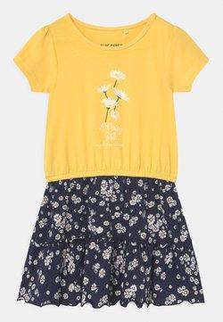 Blue Seven - SMALL GIRLS DAISY - Jerseykleid - korn