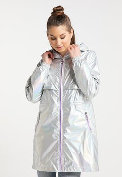myMo - Parka - silver holographic