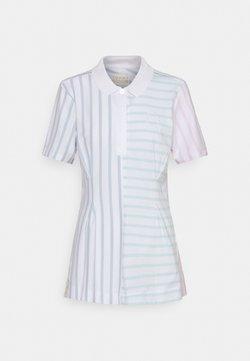 Tommy Hilfiger - ICON RELAXED POLO - Poloshirt - multi brenton stripe