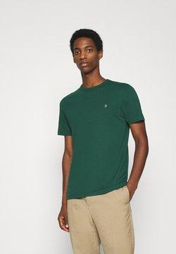 Farah - DANNY TEE - T-shirt basic - emerald green