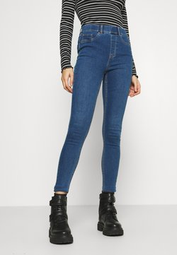 New Look - LIFT AND SHAPE - Jeggings - mid blue