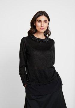 Wallis - COLLAR - Pullover - black