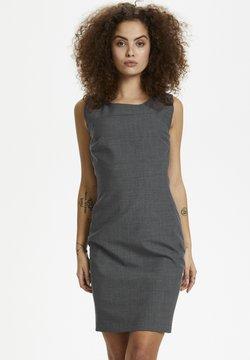 Karen by Simonsen - Vestido de tubo - grey melange