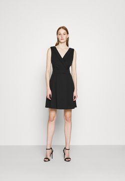 WAL G. - SOPHIA SKATER DRESS - Cocktail dress / Party dress - black