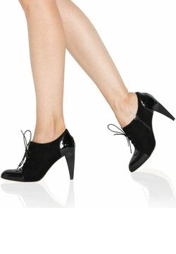 Jerelyn Creado - Bottines à talons hauts - black