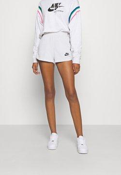 Nike Sportswear - Urheilushortsit - birch heather/black