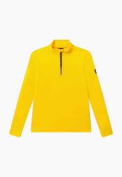Brunotti - TENNO BOYS - Sweat polaire - cyber yellow