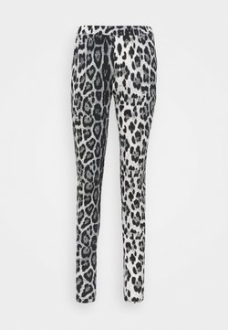 Kaffe - KAPAPPI  - Leggings - Hosen - black/white