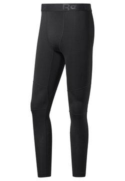 Reebok - Pitkät alushousut - black