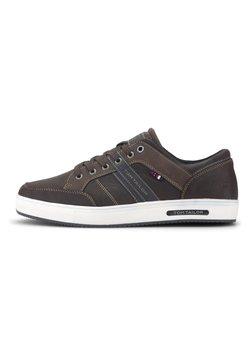 TOM TAILOR - Sneaker low - brown