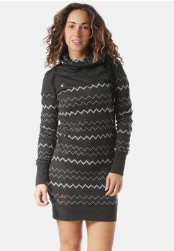 Ragwear - Jerseykleid - black