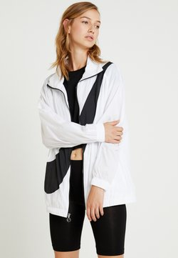 Nike Sportswear - Windbreaker - white/black