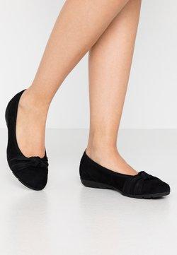 Gabor - Klassischer  Ballerina - black