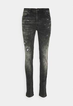 Cars Jeans - ARON - Jeans Skinny Fit - black us