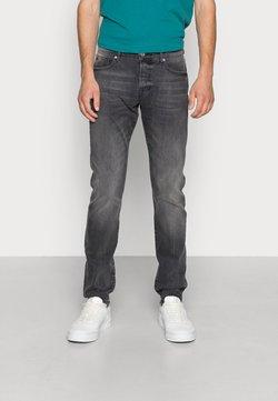 Scotch & Soda - Jeans Straight Leg - black on blue