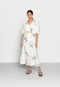 Lindex - DRESS LISETTE - Sukienka letnia - light white