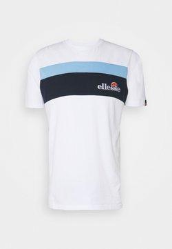 Ellesse - ARAN - T-Shirt print - white