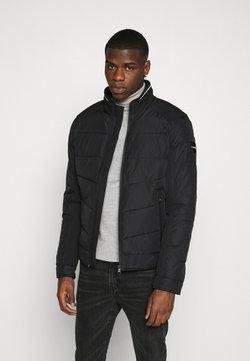 Calvin Klein - QUILTED JACKET - Kurtka przejściowa - black