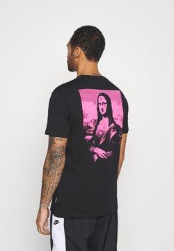 YOURTURN - UNISEX - T-Shirt print - black