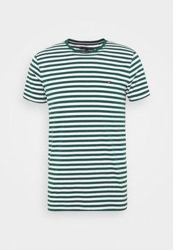Tommy Hilfiger - STRETCH TEE - T-Shirt basic - green