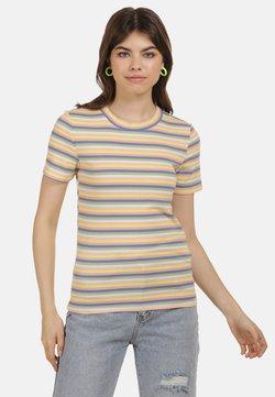 myMo - T-Shirt print - multicolor gestreift