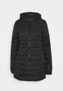 ONLY PLAY Tall - ONPTAHOE HOOD LONG - Halflange jas - black