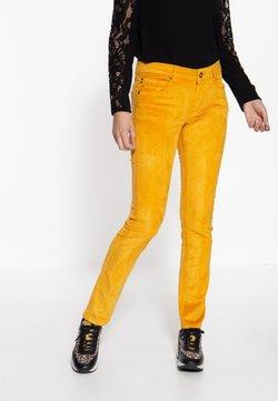 Amor, Trust & Truth - SLIM FIT - Pantalon classique - gelb