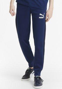 Puma - ICONIC  - Jogginghose - elektro blue