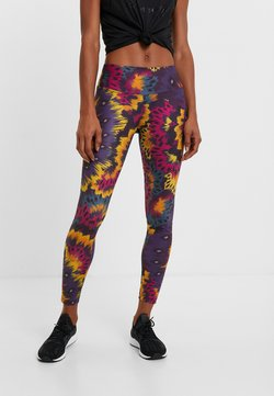 Desigual - NEW GALACTIC - Tights - red