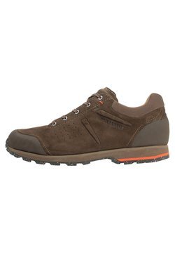 Mammut - ALVRA II LOW  - Hikingschuh - dark kangaroo-dark sunrise