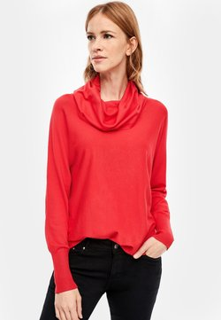 s.Oliver - Strickpullover - red