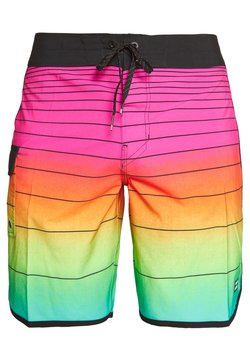 Billabong - STRIPE PRO - Badeshorts - neon