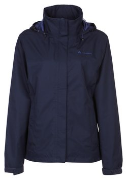 Vaude - WOMANS ESCAPE LIGHT JACKET - Regenjacke / wasserabweisende Jacke - eclipse