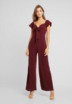 Glamorous - Combinaison - burgundy