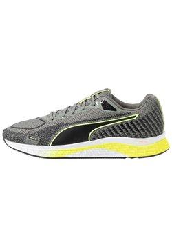 Puma - SPEED SUTAMINA 2 - Zapatillas de entrenamiento - ultra gray/black/fizzy yellow