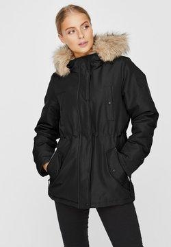 Vero Moda - Wintermantel - black