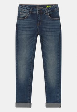 Cars Jeans - ROOKLYN - Slim fit jeans - blue denim