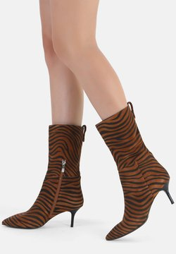 Ekonika - Ankle Boot - zebra-spice