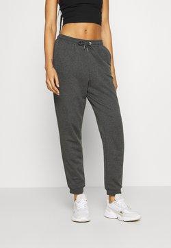 Even&Odd - REGULAR FIT JOGGERS - Jogginghose - mottled grey