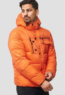 INDICODE JEANS - Winterjacke - orange