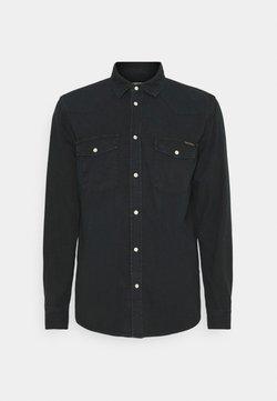 Nudie Jeans - GEORGE - Shirt - black home