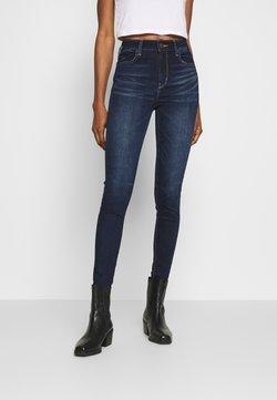 American Eagle - RISE JEGGING - Jeans Skinny - blue denim