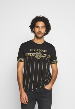 Glorious Gangsta - DEBRIS  - T-Shirt print - black
